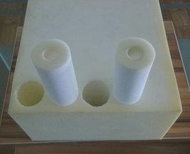 圆柱形海绵