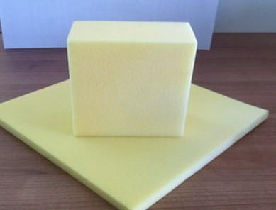 化妆海绵50密度黄色