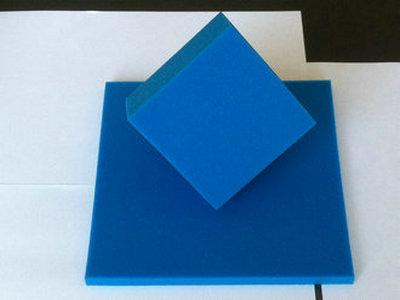 化妆海绵30密度蓝色
